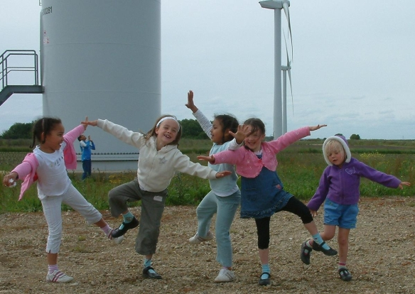 wind girls