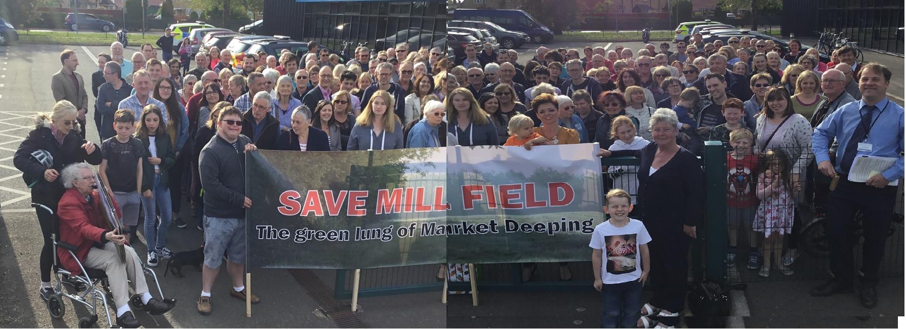 Mill Field photo