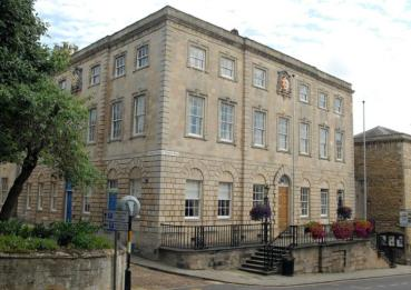 Stamford Town Hall